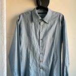 мужские рубашки из льна