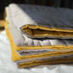 тяжелое одеяло для улучшения сна