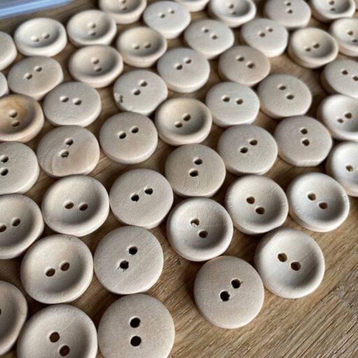 деревянные пуговицы москва