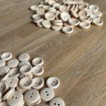 пуговицы деревянные большие
