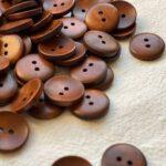 деревянные пуговицы для рукоделия
