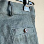 женские джинсы из конопли