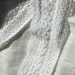 кружево белое для шитья
