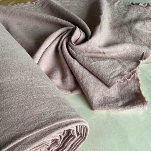 ткань кремового цвета