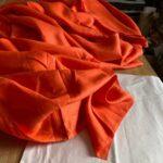 премиум льняная ткань