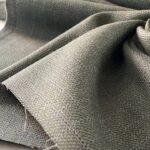 плотная шерстяная ткань