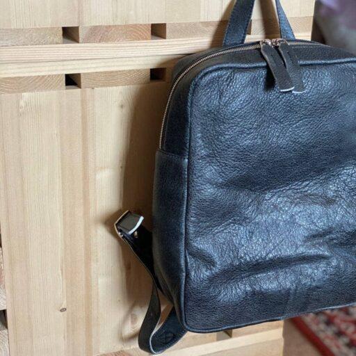 кожаный рюкзак москва