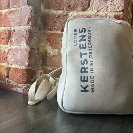рюкзак из конопляной ткани
